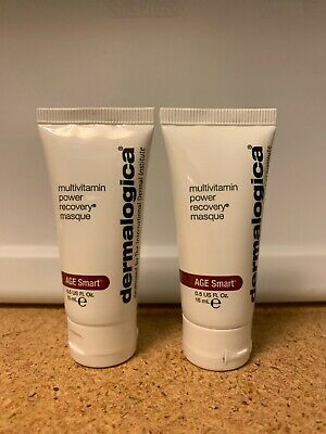 2 x Dermalogica Age Smart Multivitamin Power Recovery 15ml Masque Mask