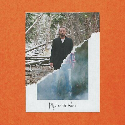 Justin Timberlake Man of the Woods Vinyl Album Record - FAST SHIPPING