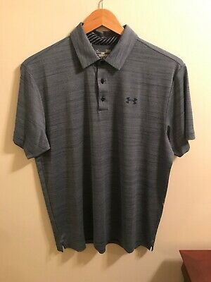 ab5fee85 VALERO TEXAS OPEN Golf Polo Under Armour Large - $14.00 | PicClick