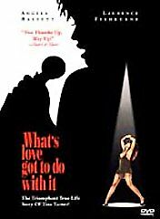 What's Love Got to Do With It? Tina Turner Ike Docudrama DVD USED MINT