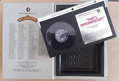 That's Entertainment! / Pre-Cert / Betamax / Mgm Cbs