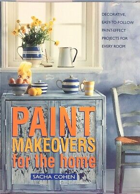 Paint Makeovers For The Home Book New