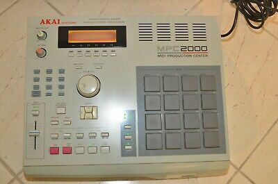 SPLAYAKAI PROFESSIONAL MPC 2000 Midi Production Center for Parts- AS IS