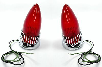 1959 Cadillac Tail Lamp Assembly  Flush Mount 1 Pair