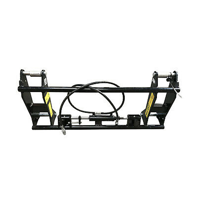 Hydraulic Euro Quick Hitch Loader Head Stock Frame