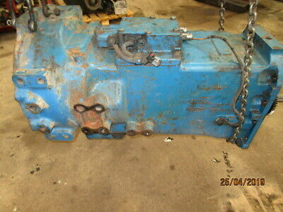 Ford New Holland 8240 SLE 16x16 Gearbox Assembly in Good Condition