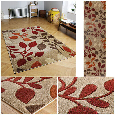 Modern Multi Beige Red Budget Small Large Runner Heatset Carved Rugs By Portland
