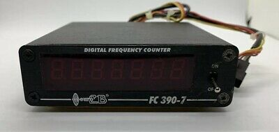 Euro FC 390-7 CB Digital Frequency Counter