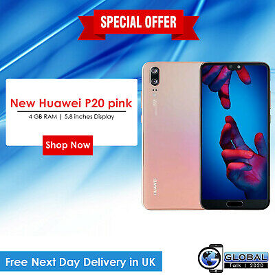 New Huawei P20 Lite 32GB Dual Sim 4G LTE Android 8 16MP NFC Unlocked Smartphone