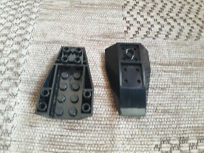 FREE POSTAGE 6 x LEGO Wedge 4x4 Triple Inverted SELECT COLOUR Part 4855
