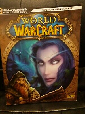 World of Warcraft Strategy Guide Book Battle Chest Guide Bradygames