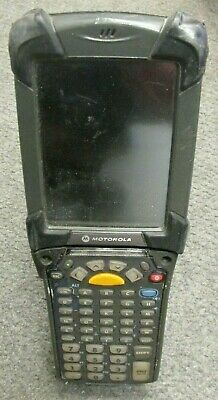 Motorola symbol - MC9190 - BARCODE SCANNER - FOR PARTS ONLY