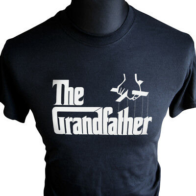 93b13016 The Grandfather T Shirt Grandad Dad Fathers Day Gift Present Joke Funny  Legend