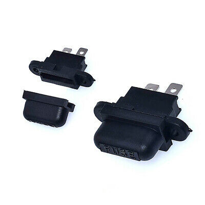 Car Fuse Insurance Insert Seat Fuse Holder Suitable For Medium-Sized Fuses
