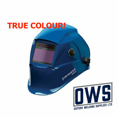 Parweld XR938H TRUE COLOUR large view 5-13 shade auto welding & grinding helmet
