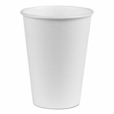 Perfectouch Hot/cold Cups, 12 Oz., White, 50/bag, 20 Bags/carton