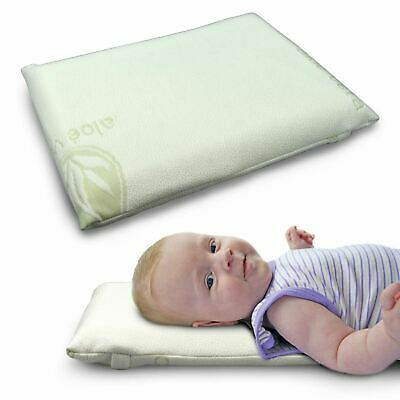 Memory Foam Anti flat Baby Infant Child Sleeping Pillow Head Support Cushion