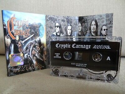 CRYPTIC CARNAGE Rozelowe / 1998 / MC, CASSETTE