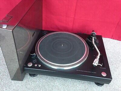 Sony Record-Player Turntable PS-LX300H - Hi-Fi Separate - Black