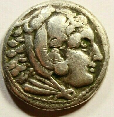 Tetradrachm - Alexander III the Great 336-323 BC Ancient Greek Silver Coin