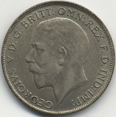 1921 George V Silver Florin | Pennies2Pounds