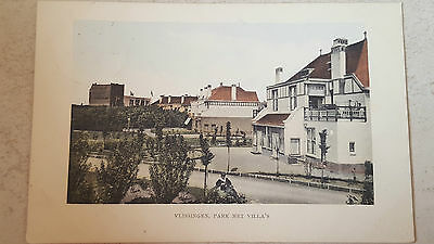 Carte postale CPA AK postcard postkaart Pays-Bas Zélande VLISSINGEN collection