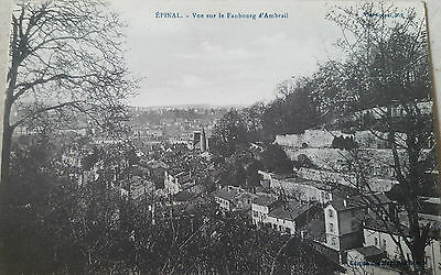 Carte postale CPA AK postcard postkaart France EPINAL VOSGES AMBRAIL collection