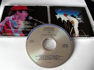 Elton John Lucy In The Sky Cd 1992 London December 24Th 1974 Very Rare!!
