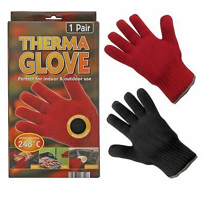 Therma Glove Heat Resistant For Use In Oven Microwave Bbq  Indoor Outdoor