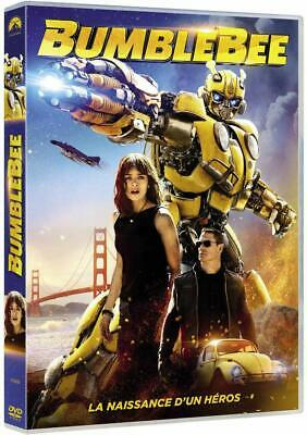 Bumblebee DvD Film Science Fiction Personnage Transformers  Robots