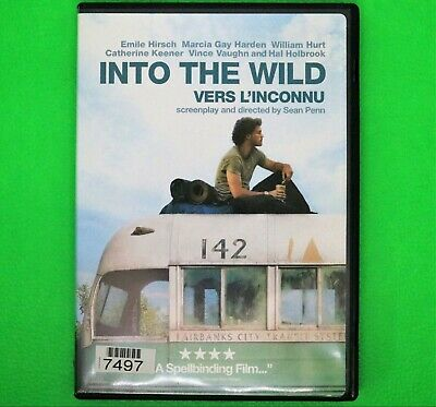 Into the wild - dvd region 1 - eng - fre - good