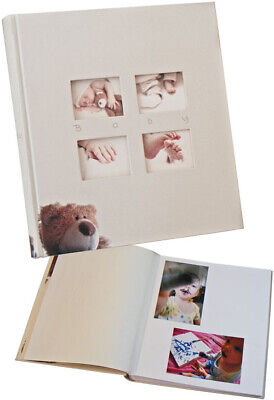 Walther Classic Bear Medium Baby Drymount Photo Album UK273