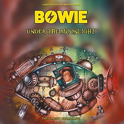 David Bowie - Under The Moonlight: Limited Edition on White Vinyl