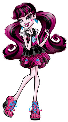 Monster High Draculaura Doll Replacement Clothes Shoes Accessories You Pick