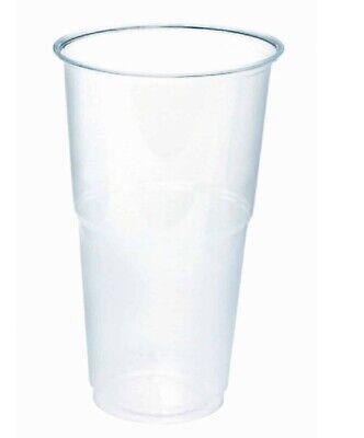 Bio Compostable CE-Marked Half Pint Cups (Pack of 70)