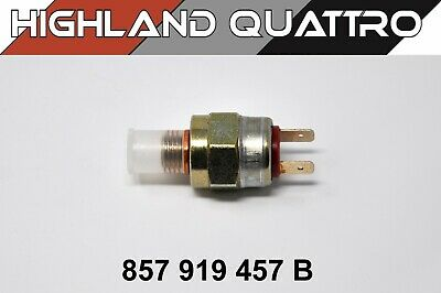 Audi ur quattro coupe Warning Switch for Circuit Pressure 857919457B