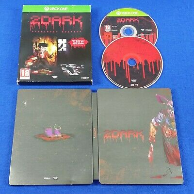 xbox one 2DARK *x Limited Steelbook Edition REGION FREE PAL UK ENGLISH 2 DARK