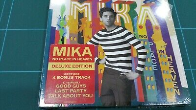 Mika - No Place In Heaven (Deluxe Edition Cd Sigillato Con Bonus Tracks)