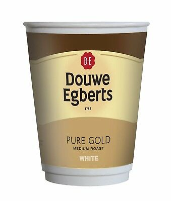 Douwe Egberts White Coffee Drink To 2 Go 12Oz Fresh Seal X 150 Incup / In Cup