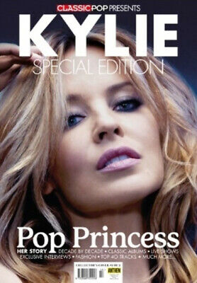 CLASSIC POP PRESENTS magazine May 2019 - Kylie Minogue Cover #1