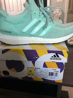 33a540bd96101 Adidas Ultraboost LTD Mi Lady Liberty NYC CG2928 Mens Shoes Size 9 NEW IN  BOX