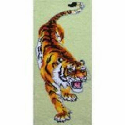 "Latch Hook Rug Kit""Prowling Tiger"" 113x45cm"