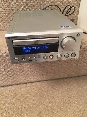 Onkyo CD Receiver CR-505DAB  No Speakers