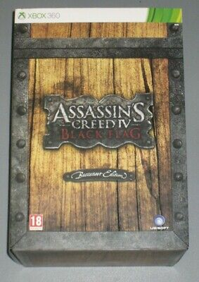Assassins Creed IV Black Flag Buccaneer Edition Xbox 360 UK PAL Limited New