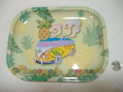 Marijuana Cannabis Joints ROLLING TRAY Small  Pineapple Express 2(18X14CM)