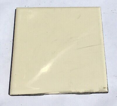 Ft Vintage Salvaged 4x4 Tiles /'Robertson/' 1 Sq in White Speckles