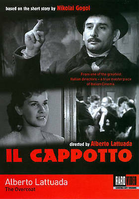 Il Cappotto (DVD, 2012) Great Condition - Includes Slipcover - Free Shipping