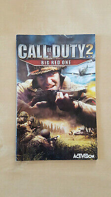 Call of Duty 2 Big Red One manual - PlayStation PS2