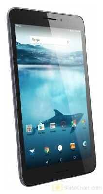 """NEW ZTE Grand X View 2   8"""" HD Wi-Fi + 4G LTE UNLOCKED AT&T   T-MOBILE Tablet"""