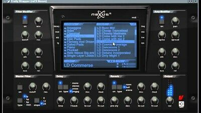 REFX NEXUS 2 VSTi With Factory Presets + Official Expansions